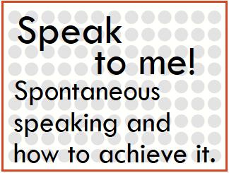 rachelhawkes com - Speaking